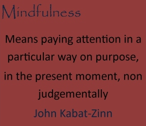 mindfullness quote